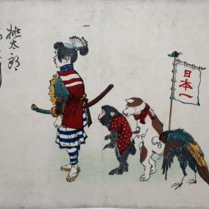 突然秋雨、電線絵画、日本昔話の江戸明治表現、30年前の山の写真:2021/8/29-9/1