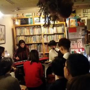アミーン・ハサンザーデ=シャリーフ展「My Iranian Lions」終了しました&「アミーンの絵本と現代音楽の夕べ」のこと