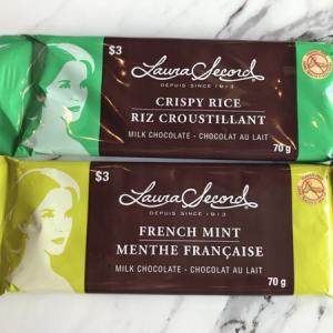 寄付集めのチョコレートを同僚から購入しました。