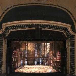 """ミュージカル""""Hamilton""""を観に行きました。"""