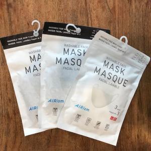 カナダでもユニクロのマスクが販売されました。