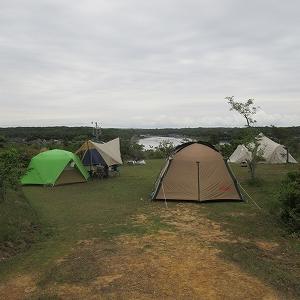 「令和」お迎えお伊勢参りキャンプ 三重県ともやま公園キャンプ村(中編)