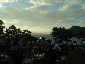 長期キャンプ 九州美味しいもの尽くし5日目