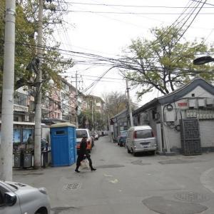 第216回 北京・蘇州胡同(4) 日本占領下、日系おみやげ店や日本旅館があった。