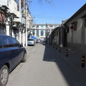 第224回 北京・蘇州胡同(12) 東口からさらに北京駅街まであったのね。