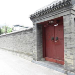 第228回 北京・洋溢胡同 開国大典、天安門楼上の大灯籠