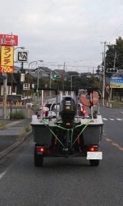 平成最後サンタからの贈り物   (外房ゴムボート釣り)
