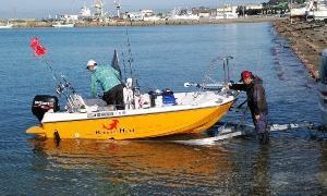 たーさん&ミーサン&Saiさん  in 相模湾  キハダを釣る!