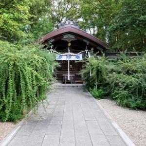 萩 / 京都・梨木神社