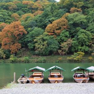 京都・嵐山~大沢の池