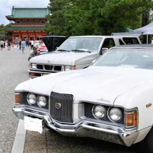ヴィンテージカー / 京都・岡崎公園