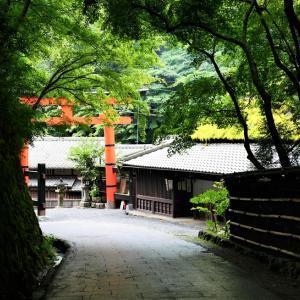 京都・愛宕街道