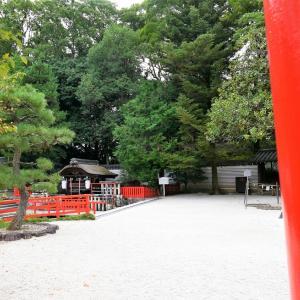 萩 / 京都・下鴨神社