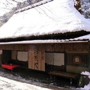 雪景色 / 京都・嵯峨野