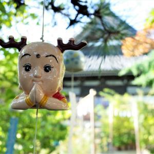 風鈴まつり / 奈良・おふさ観音