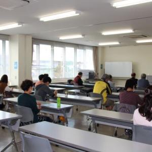 10月16日ボランティア研修を行いました。