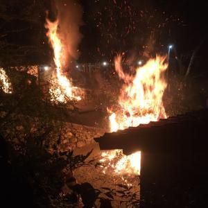 【急募】10月26日(土)深夜、石座神社の火祭りに行きませんか?
