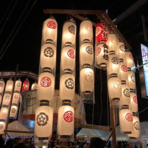 いつもとは違いますが祇園囃子に心躍ります