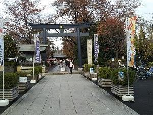 東京の松陰神社