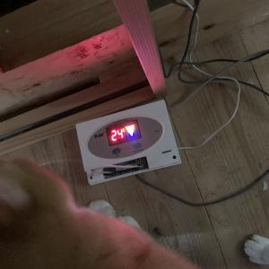 太陽熱温水器は直ったと思います