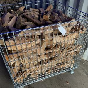 薪生産時の歩留まり