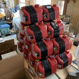 雑貨の出荷準備