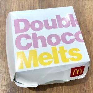 ダブルチョコメルツ(マクドナルド)のレビュー!濃厚なチョコ感が堪能でき、食べ応えも満点♪