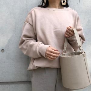 しまむらの「巾着付き丸ショルダーバッグ」の使用感レビュー!コスパが最高過ぎるバッグ。抜群に高見えして税込み770円は驚異的です♪