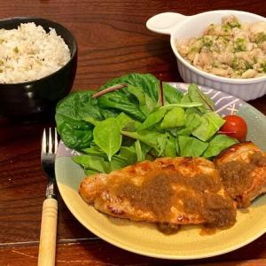 自家製トンテキ&三島の菜めし~同期のTEちゃんのお気に入り♪~