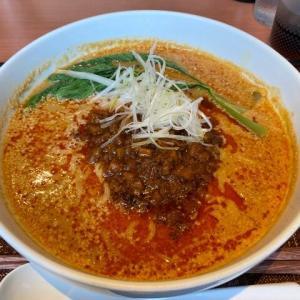 デニーズ町田南口店~ファミレスの担々麺もいいね!~