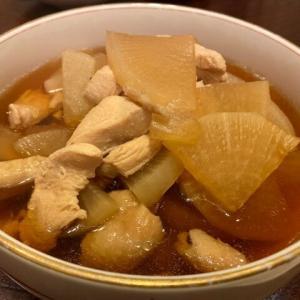 自家製鶏大根の煮物~定期的に欲しくなる旨味♪~