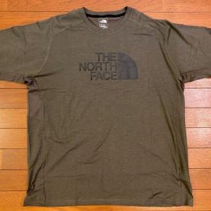 誕生日プレゼント~クールなTHE NORTH FACEのTシャツ♪~