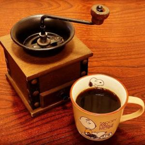 謎で味のあるコーヒーミル~携帯用が欲しくなります。。。(笑)~