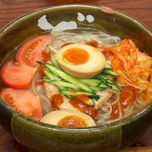 自家製冷麺と今日の夜トレはお休み。。。~心と身体とイブクロを休めよう~