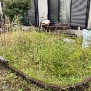 七国城庭園改造計画2021年 第6日目~二の丸(庭)完全制圧!~