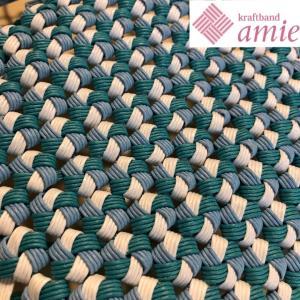 編み編み系がとても上手になりましたね!