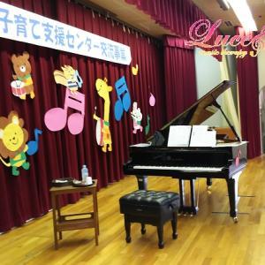 リトミックイベント・音楽健康講座のご依頼今月もいただいています! 姫路市リトミック教室