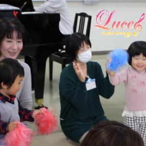 姫路リトミック 今月はおもちつき&お正月遊びリトミックです!