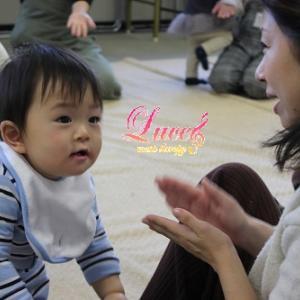 今日は姫路市網干市民センター教室のリトミックレッスン! 0歳の小さなお友達もママも笑顔いっぱい!