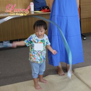 姫路市安室東公民館教室も6/18木曜からリトミックレッスン再開です! 0歳乳幼児リトミック教室