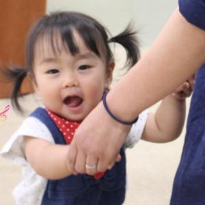 姫路市広畑市民センター教室もみんなキラキラ輝いています! 0歳からの乳幼児リトミック教室