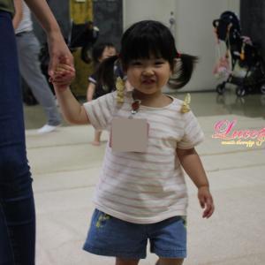 子供がとても楽しそうで体験に来て良かったです! 姫路市駅前(市民会館)リトミック教室 ご感想