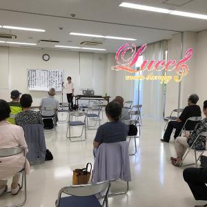 音楽療法士による健康音楽講座! 姫路市増位公民館教養講座 「楽しく歌って健康に」