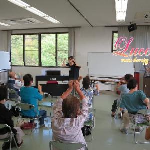 姫路市曽左公民館 音楽療法士による教養講座「懐かしの歌をうたって楽しく健康に」