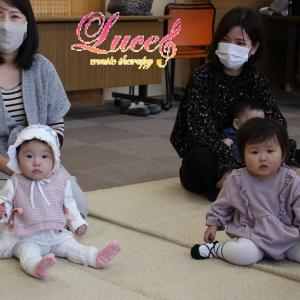 体験リトミックご入会!生後8ヶ月のKちゃん 令和2年3月生まれ 姫路市リトミック教室