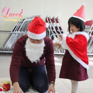 4教室目クリスマス会・フルート&ピアノミニコンサート!姫路灘市民センター教室 ママの手作り衣装④