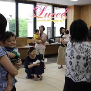 0歳児赤ちゃんベビーリトミックのお問い合わせも増えています! ~姫路市 リトミック教室~