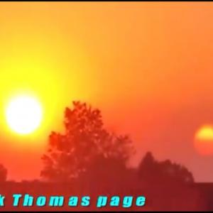 ダブル太陽⁉️もうやってくる~