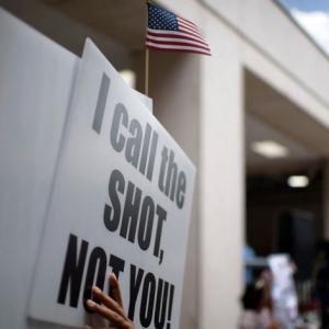 ワクチン接種を拒むアメリカ人‼️ちゃんと情報をつかんでる‼️