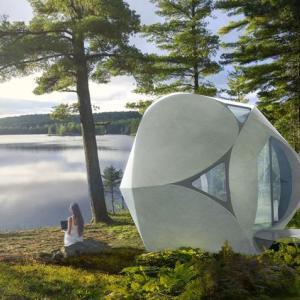 3Dプリンターの家⁉️24時間300万円で建つ⁉️